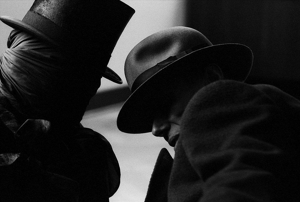 """Both"" - James Lee Byars und Joseph Beuys (3)"