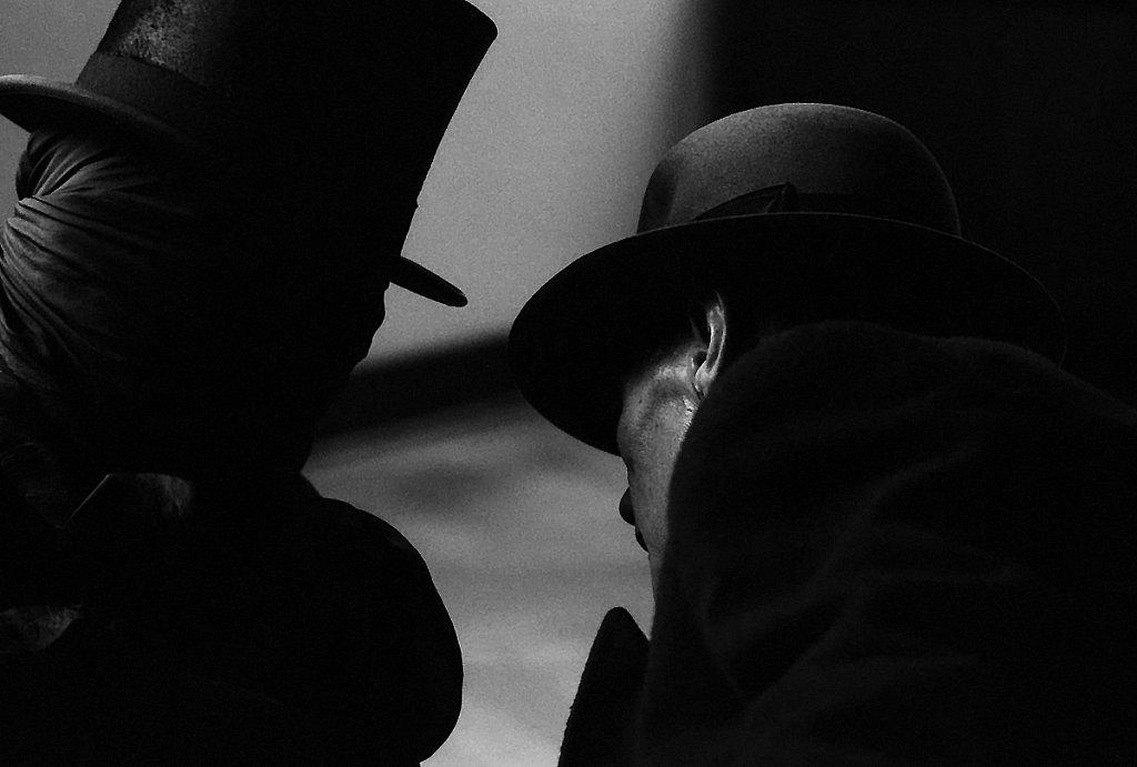 """Both"" - James Lee Byars und Joseph Beuys (4)"